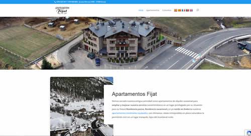 Apartamentos Fijat un lugar privilegiado por su situación para su futura Residencia pasiva, Residencia vacacional y si ya reside en Andorra