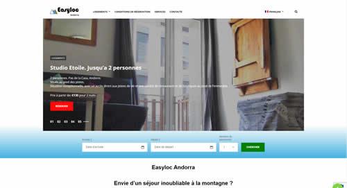 Opiniones de clientes. SiteWeb: Apartamentos Easyloc