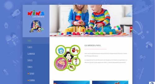 Opiniones de clientes. SiteWeb: Guarderia Nins Andorra