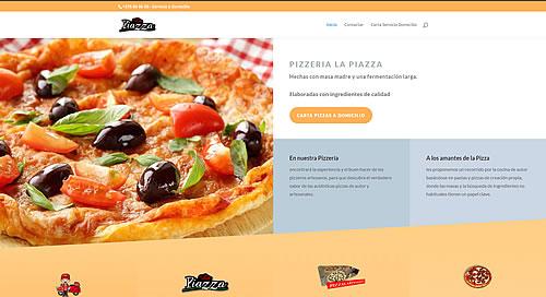 Pizzeria Restaurante La Piazza en Andorra