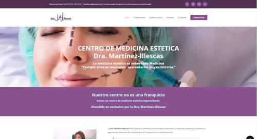 Opiniones de clientes. SiteWeb: Centro Medicina Estetica Andorra